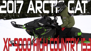STV 2017 Arctic Cat XF 9000 High Country 153