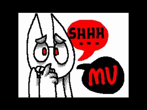 SHHH... MV // Sudomemo [Endy Cat's Flipnote 720p]