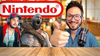 Nintendo répond aux hackers, Disneyland, God of War, Fortnite I BISTRO DU JEU VIDEO