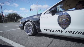 1991 Chevrolet Caprice Police Car by Jaime Constantino - LOWRIDER Roll Models Ep. 43