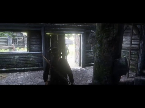видео: Red Dead Redemption 2_#8
