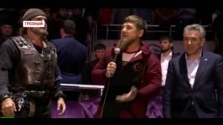 Рамзан Кадыров  Я куплю UFC и будет бой Конора против Хабиба