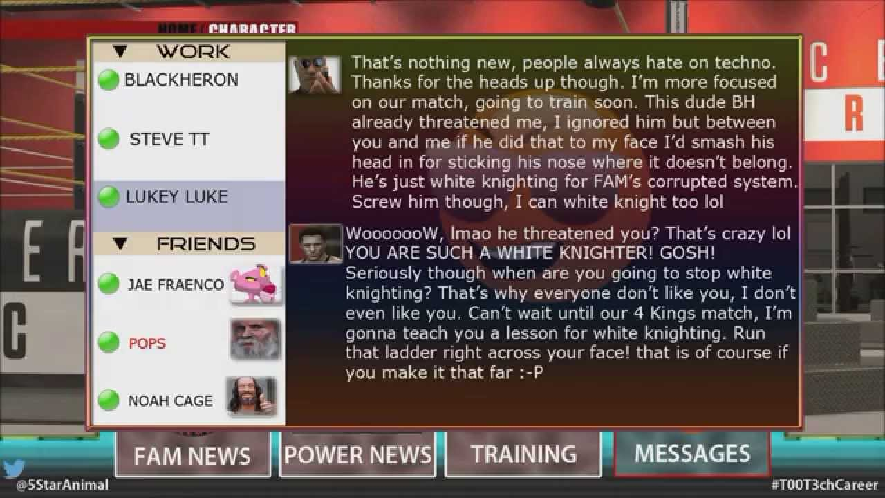 Download WWE 2K15 Career Mode - Techno Tank Junior Episode 2