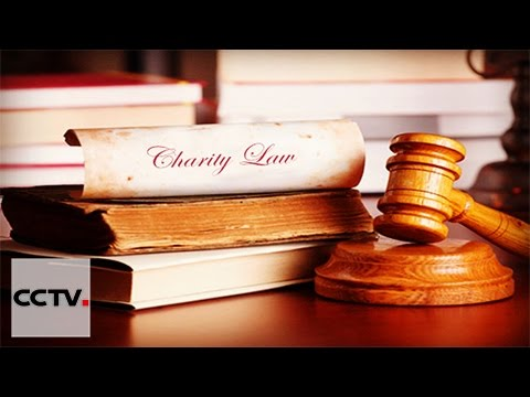 China's first charity law to ensure tight supervision, prevent fraud
