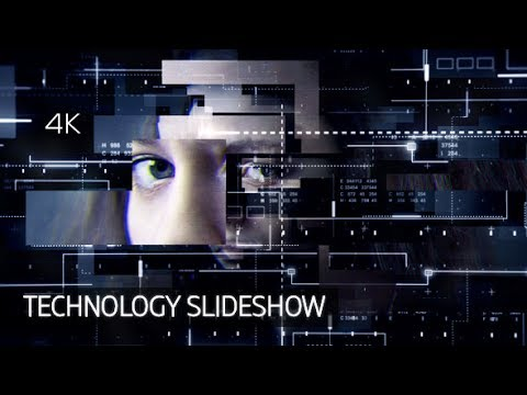 Technology Slideshow | After Effects template - YouTube