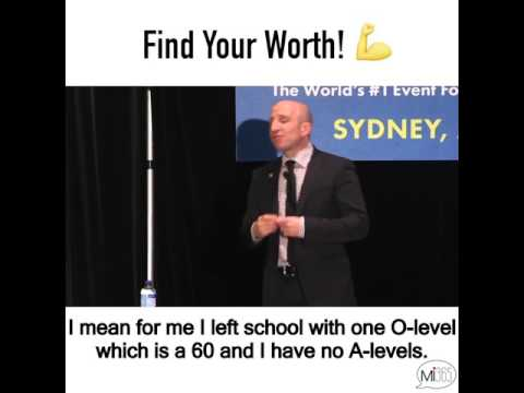 Finding Your Worth!