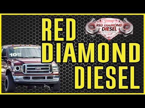 Powerstroke Upgrades with Red Diamond Diesel