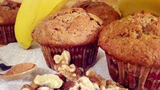 Banana Nut Muffins!!!