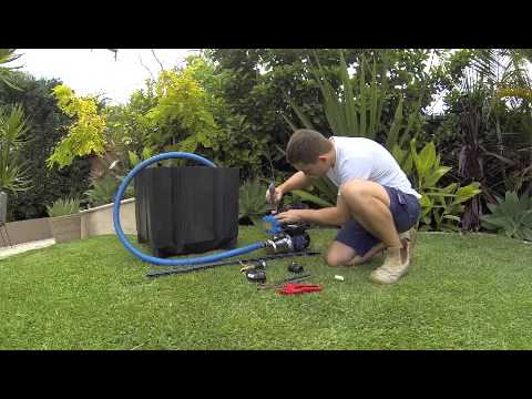 Shallow Well Pump Diagram How To Install Pressure Pumps At Home Youtube