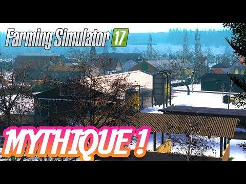 LE RETOUR D'UNE MAPS MYTHIQUE ! (FARMING SIMULATOR 17 LIVE)