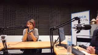 "Nicola Beller Carbone Interview "" Ruta nacional clasica"" August 2017"