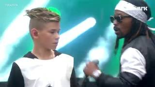 Marcus & Martinus - Girls ft. Madcon | Live VG-LISTA 2016