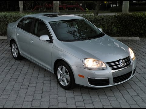 2008 Volkswagen Jetta SE for sale in FORT MYERS, FL