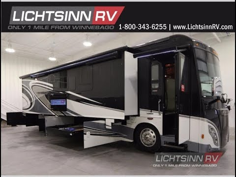 LichtsinnRV.com - New 2018 Winnebago Journey 40J