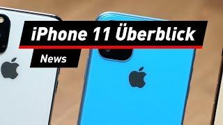 Kaufberatung iPhone 11, iPhone 11 Pro (Max): Was taugt die neue iPhone-Generation? | deutsch