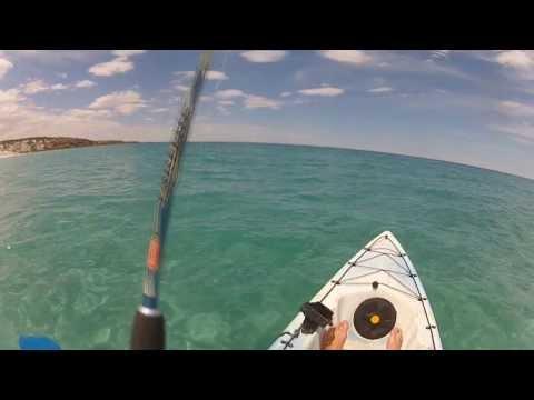 Kayak Lure Fishing