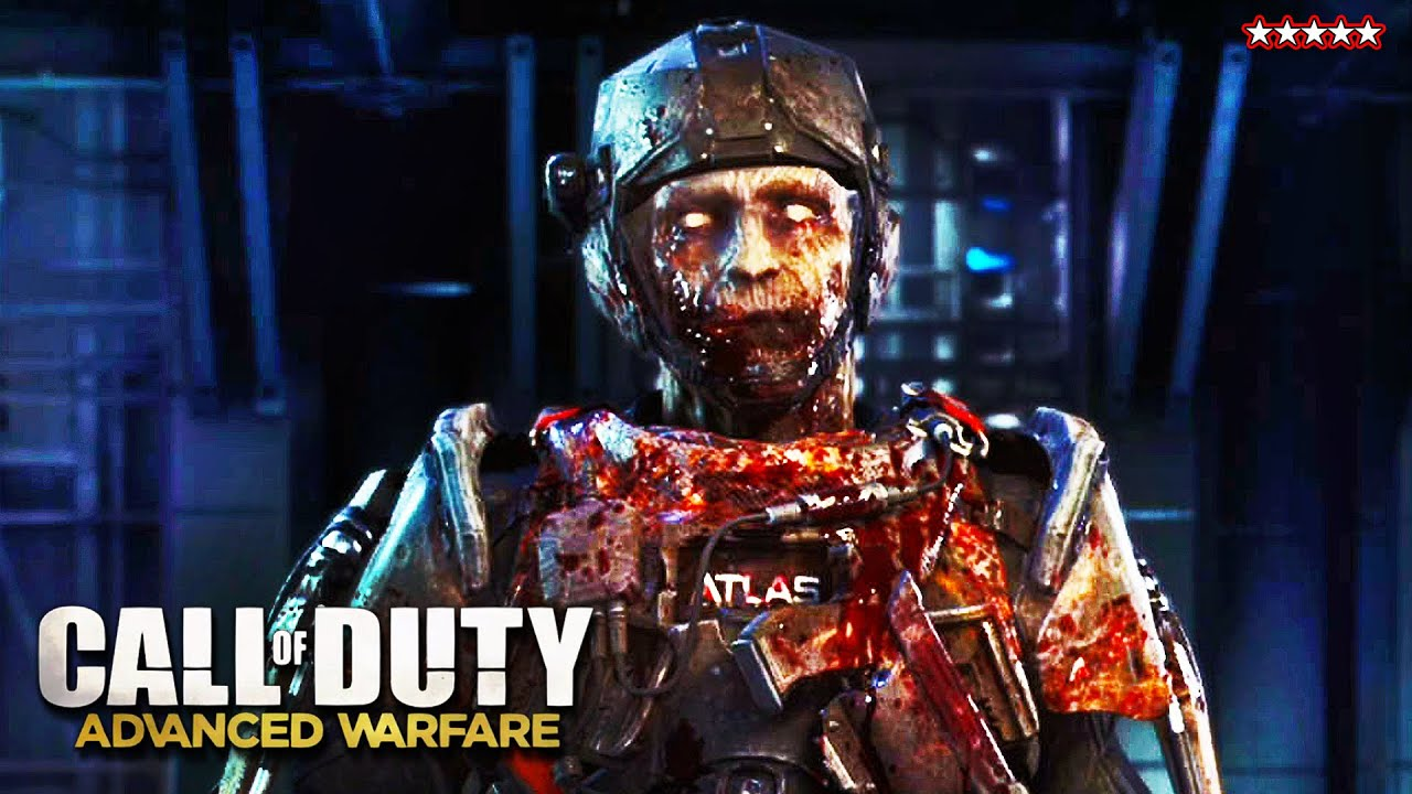 EPIC EXO ZOMBIES GAMEPLAY Call Of Duty HAVOC DLC Exo Zombies Pt - Call duty exo zombies trailer looks epic