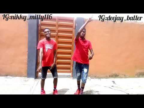 Wande coal - Funkeh (official dance video)Y.S.T.B dancers) IG:@nikkymilly_116