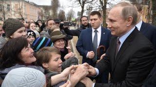 'Так хорошо россияне не жили никогда' | ИТОГИ