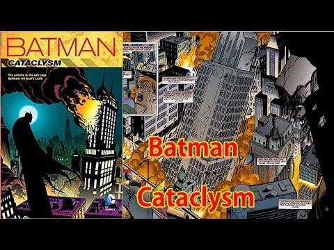Trade Talk Batman Cataclysm