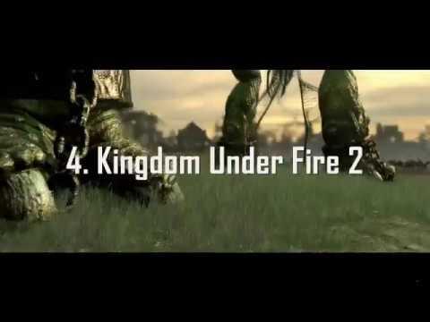 Top 10 MMORPG Games 2011/2010