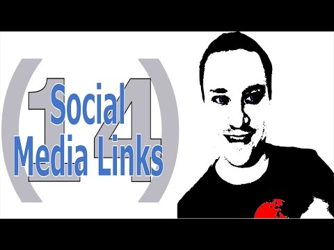 14) Add Social Media Links to your Zoho Sites Walk-through Video