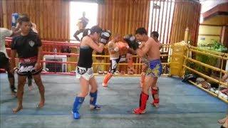 Video Muay Thai Class @ Master Toddy's in Bangkok, Thailand download MP3, 3GP, MP4, WEBM, AVI, FLV Agustus 2018