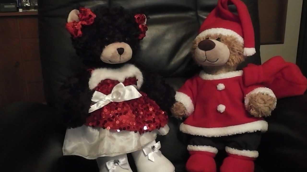 Teddy Weihnachten.Frohe Weihnachten Mit Teddy Michi