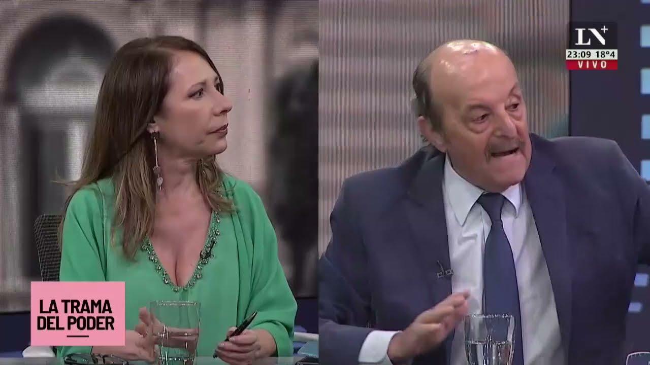 """Download Julio Bárbaro: """"En la carta de Cristina hay una voluntad suicida"""""""