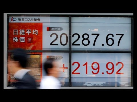 Asia stocks brush off Wall Street slide after Trump's comments, dollar sulks