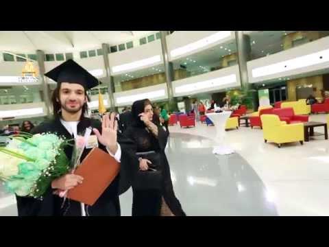 Paris Sorbonne University Graduation ceremony  2014 (Trailer ) Abu Dhabi