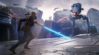 Star Wars Jedi Fallen Order Gameplay Walkthrough Part 1 (No Commentary)