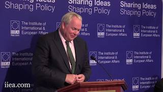 Adam Boulton - The Impact of Brexit on UK Politics