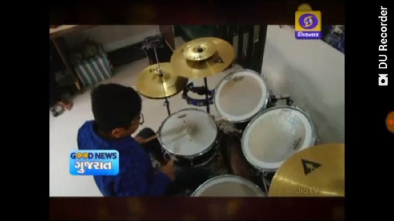 Watch Karman Soni 's story on DD GIRNAR News channel -GOOD NEWS GUJARAT