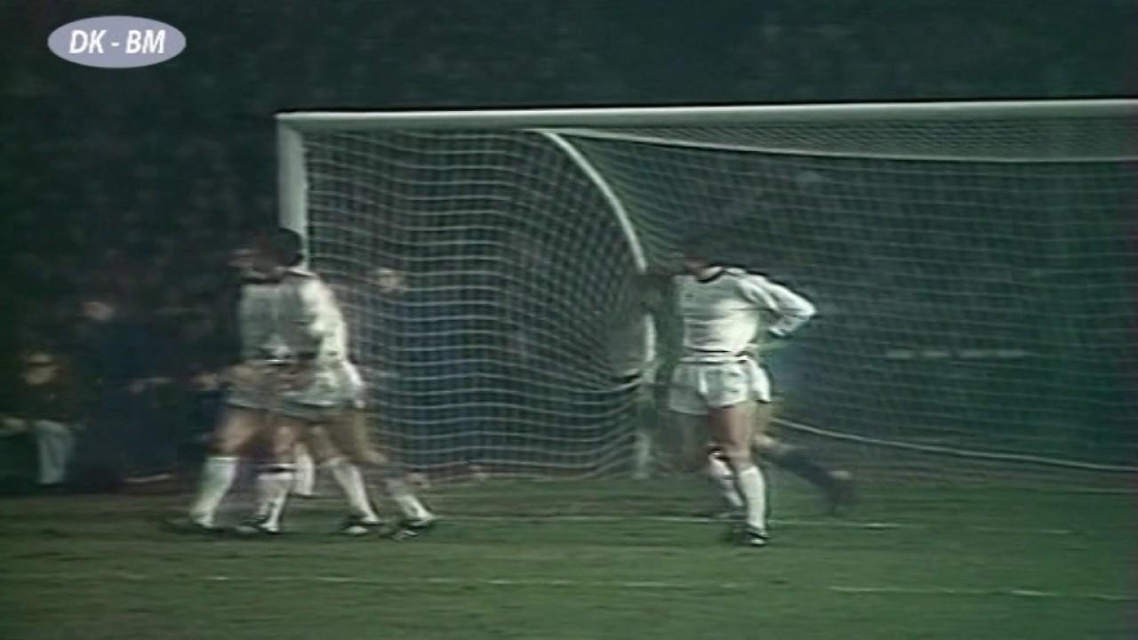 Лига чемпионов боруссия динамо киев 1977
