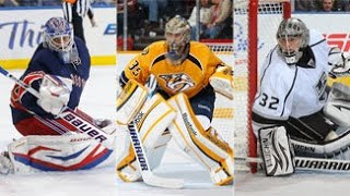 Top 10 NHL Goalies (2015 - 2016) | HD