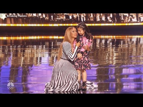 Results Quarter Finals Celine Tam Merrick Hanna Mirror Image America's Got Talent 2017 Round 2