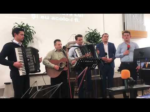 Filip Haprian, Nicu Zolezsak și Gr Emanel. Când trâmbița Domului va anunța judecata.