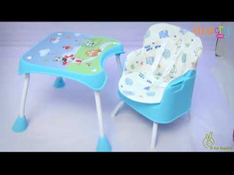 b4f667297ba37 R for Rabbit Cherry Berry Grand The Convertible 4 in 1 High Chair ...
