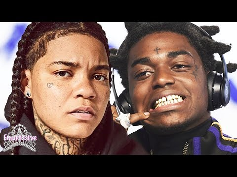Young Ma is mad at Kodak Black  Beef Breakdown