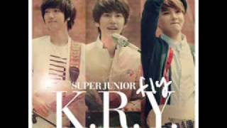 [+MP3 DL] Super Junior K.R.Y. (슈퍼주니어 KRY) - FLY (for SuperStar K3)
