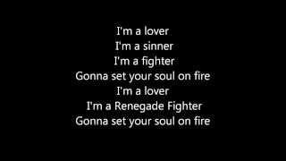 Zed - Renegade Fighter (Lyrics)
