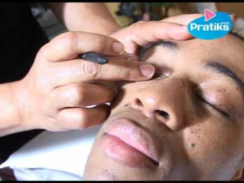 comment faire un maquillage pour homme avec une peau fonc e youtube. Black Bedroom Furniture Sets. Home Design Ideas