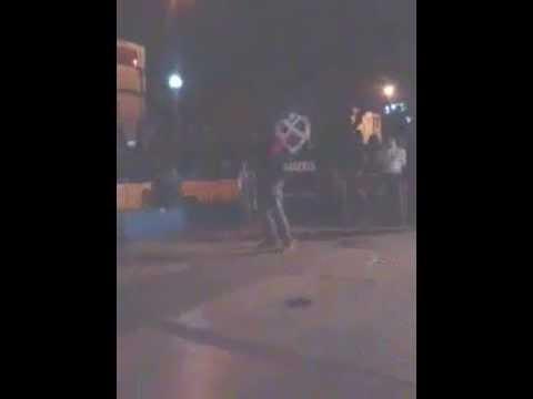 Calle Urbana (SLACU) - Jowi en La Calle es Under.