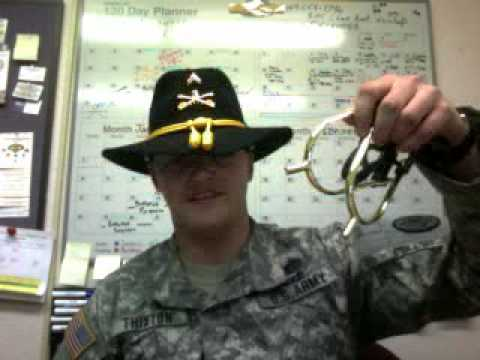 Re US Army 19D Cavalry Scout - Brian Thixton Interview - Bigger