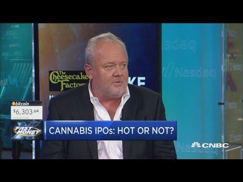 Curaleaf chairman talks going public in a wild market for pot stocks