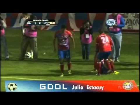 Goles de Xelajú en la Concacaf liga campeones