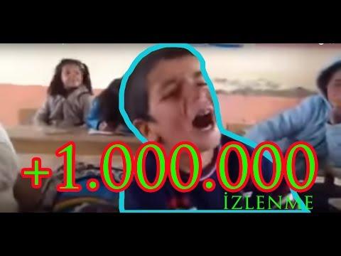 Kötü Adam Gibi Gülen Çocuk Komedi.