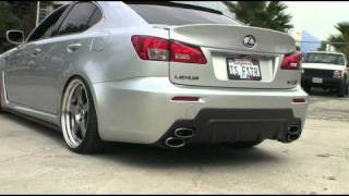 Lexus ISF Exhaust2.mp4