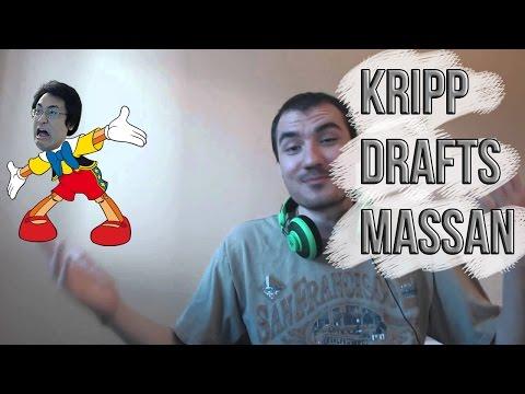 Kripparrian Drafts MaSsan! part 1